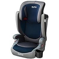 アップリカ シートベルト固定 3歳からのJrシート エア ライド AC Air Ride AC AC(シルバーサファイア) 3歳~ (1年保証) 2107944