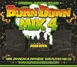100% JAMAICAN&JAMAICAN DUB PLATES MIX CD BURN DOWN MIX 4
