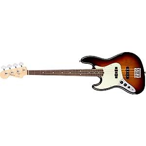 Fender フェンダー エレキベース American Professional JAZZ BASS (Left Hand) Rosewood 3TS