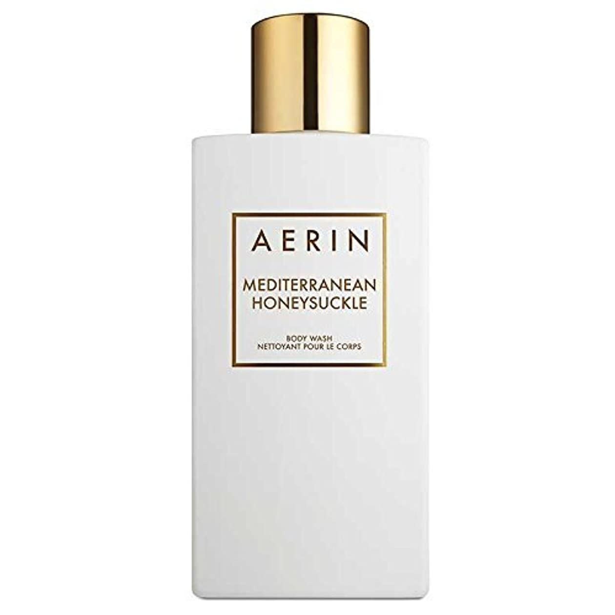 小川枯れる対称AERIN Mediterranean Honeysuckle (アエリン メディタレーニアン ハニーサックル) 7.6 oz (228ml) Body Wash ボディーウオッシュ by Estee Lauder for...