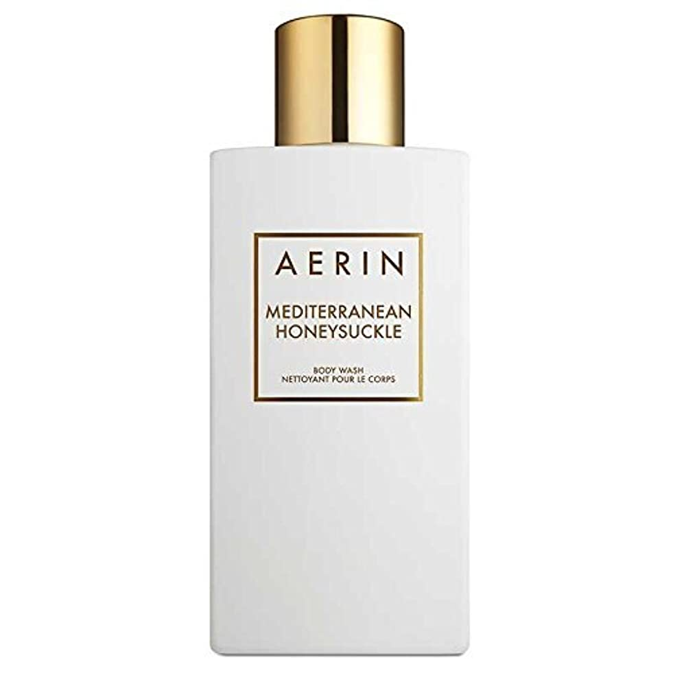 ドキドキパス工業用AERIN Mediterranean Honeysuckle (アエリン メディタレーニアン ハニーサックル) 7.6 oz (228ml) Body Wash ボディーウオッシュ by Estee Lauder for...