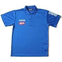 CAPAZ(カパーズ) チームドライポロシャツ CA150106