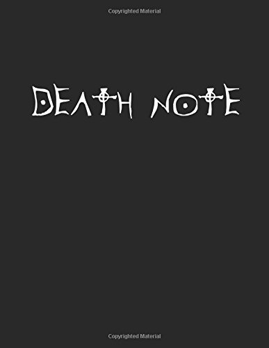 Death Note: College Ruled Journal