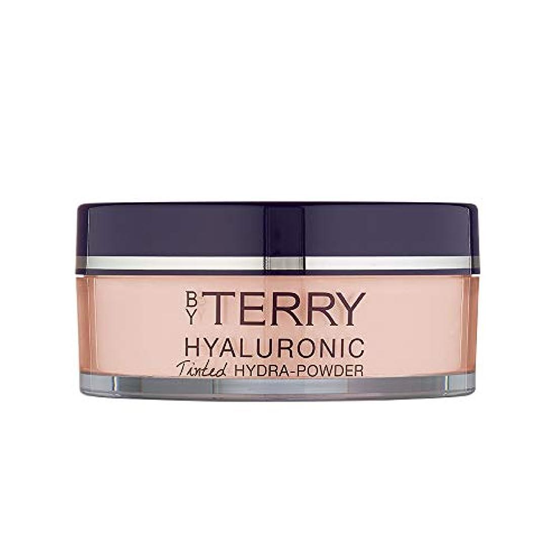 変形改善する叫び声バイテリー Hyaluronic Tinted Hydra Care Setting Powder - # 200 Natural 10g/0.35oz並行輸入品