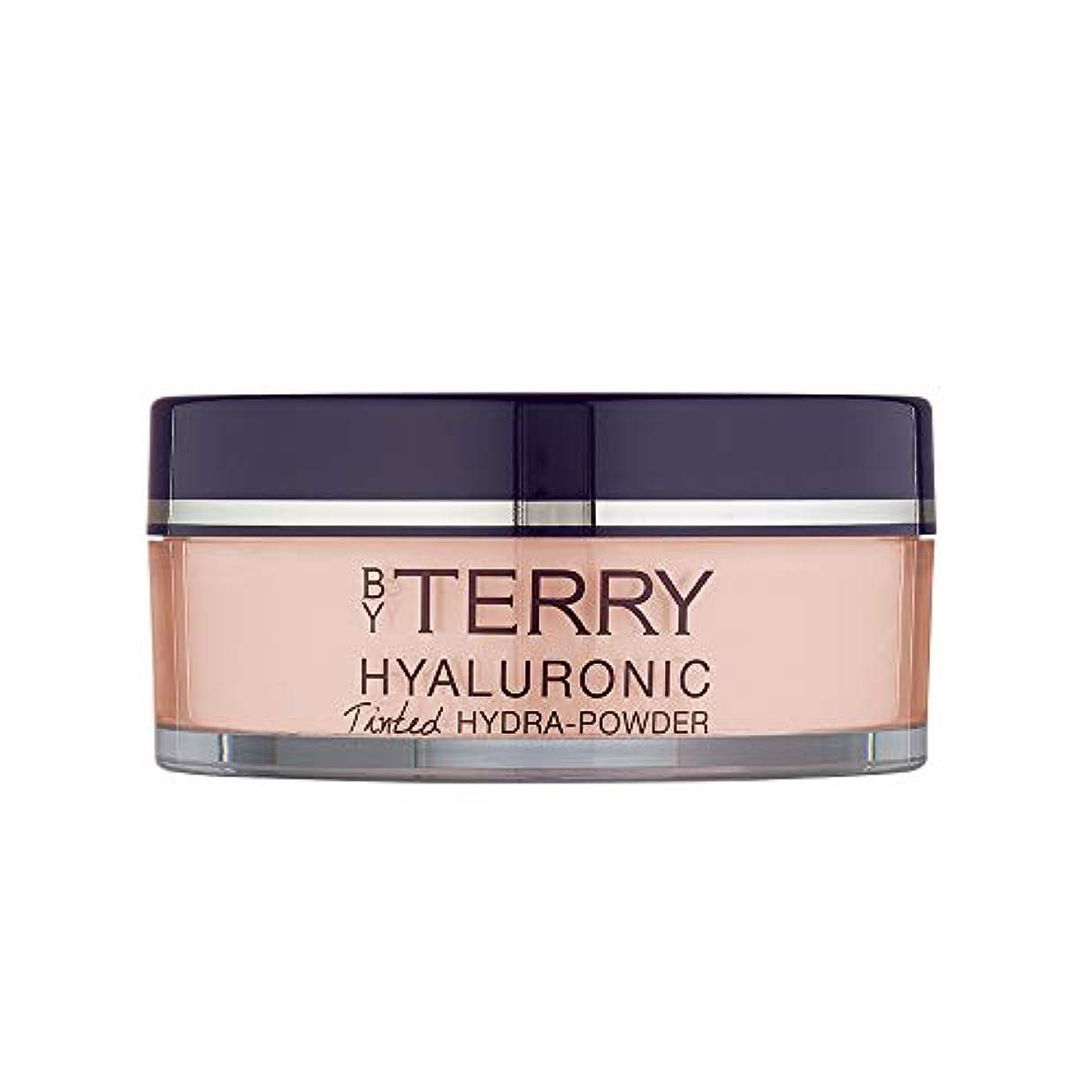 カビ超高層ビル食欲バイテリー Hyaluronic Tinted Hydra Care Setting Powder - # 200 Natural 10g/0.35oz並行輸入品