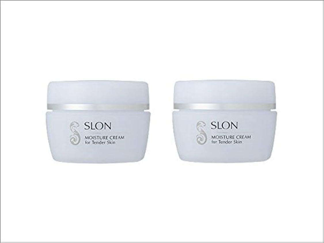 排泄物レシピリンケージパミロール スロン モイスチュアクリーム30g 2個セット
