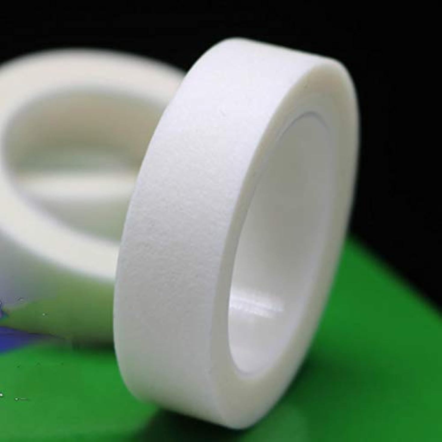 一回ラショナル露骨なMEI1JIA QUELLIA 3 PCS移植まつげテープ、通気性絶縁テープ、美まつげ、上下のまぶた箱入り9メートルメディカル不織布のために特別なまつげテープ
