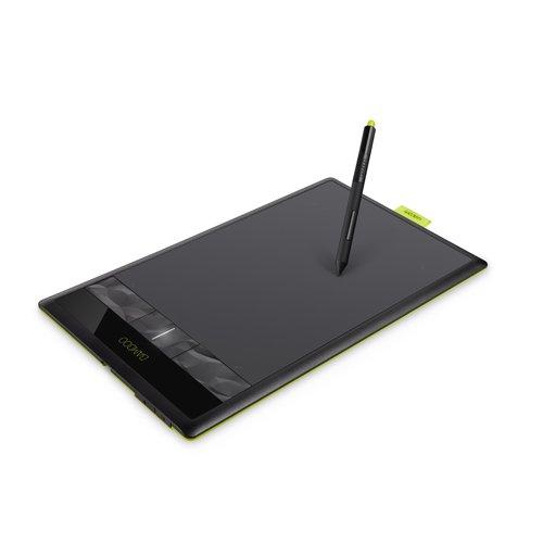 Wacom ペンタブレット Mサイズ ペン&タッチ  Bamboo CTH-670/K0