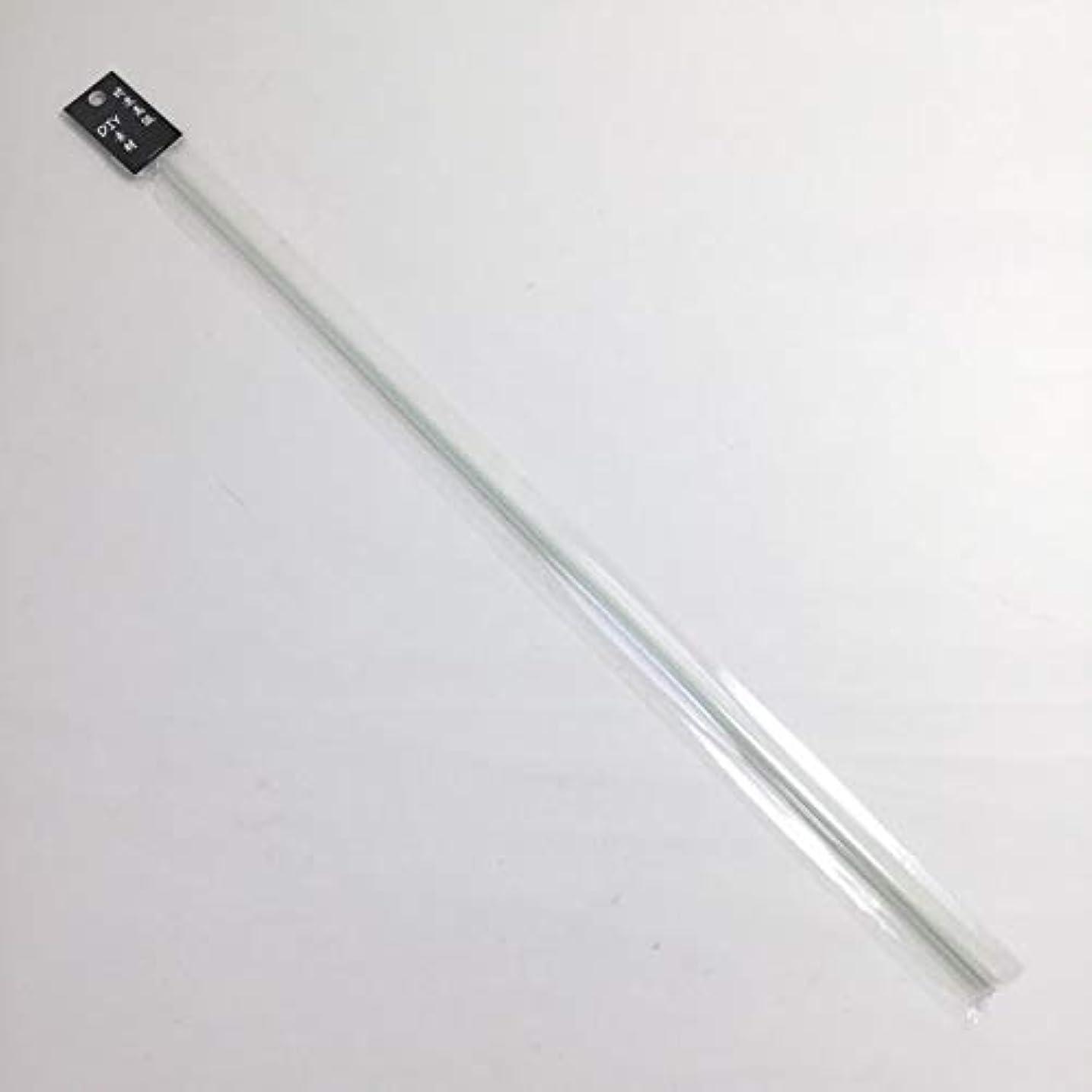 ハードウェア壁革命的希粋 ヘラウキ用素材 10本入り 高品質グラスソリッド素材?1.5mm/50cm