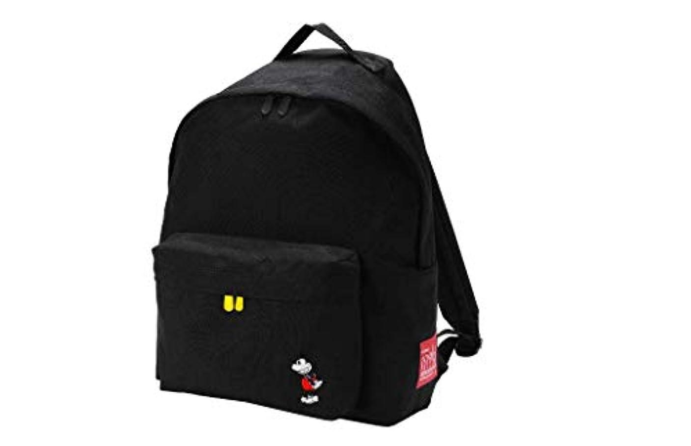 ブレンド無数の再開[Manhattan Portage] Big Apple Backpack Mickey Mouse Collection MP1210MIC18