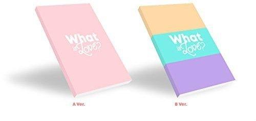 TWICE 5thミニアルバム - WHAT IS LOVE? (ランダムバージョン)