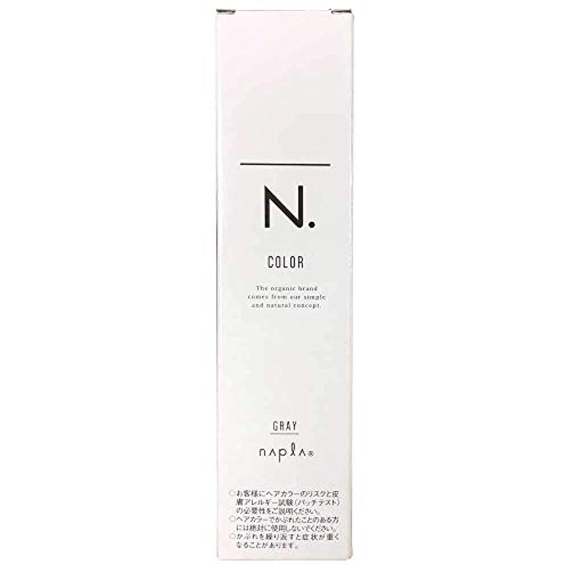 甘い地味な納屋ナプラ エヌドットカラー グレイファッション 第1剤 80g (G-5CB)