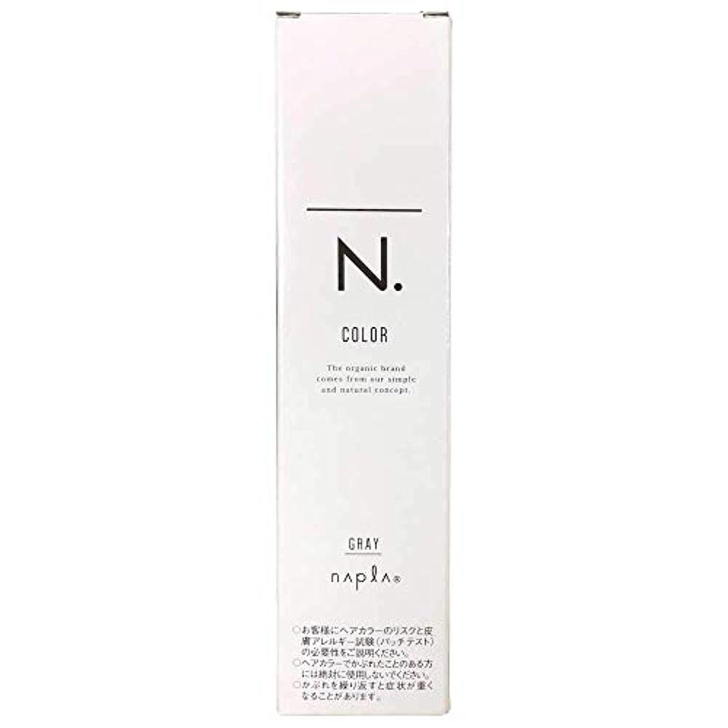 パンダ八このナプラ エヌドットカラー グレイファッション 第1剤 80g (G-3NB)