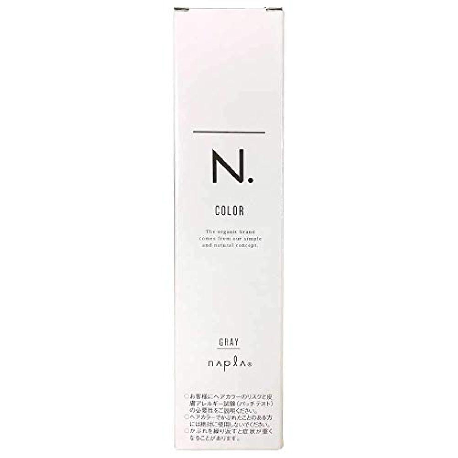 かかわらず高音実験ナプラ エヌドットカラー グレイファッション 第1剤 80g (G-7NB)