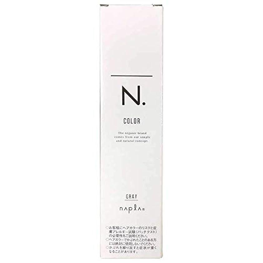 ナプラ エヌドットカラー グレイファッション 第1剤 80g (G-6AB)
