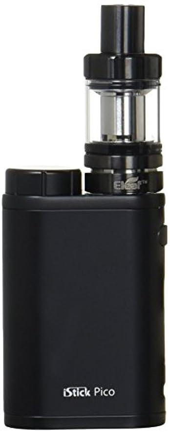 予見する財産最初Eleaf 【正規品】iStick Pico+MELO3mini kit【sony vtc4電池付】(フルブラック)