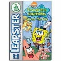 LeapFrog Leapster Learning Game SpongeBob SquarePants Saves the Day 【You&Me】 [並行輸入品]