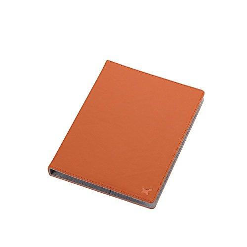 エレコム 8.5~10.5インチ汎用タブレットケース レザータイプ ブラウン TB-10LCHBR 1個