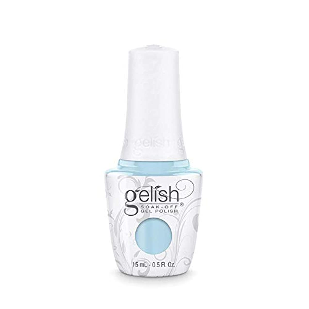 たっぷり銅系譜Harmony Gelish Gel Polish - Fall 2017 - Water Baby - 0.5oz / 15ml
