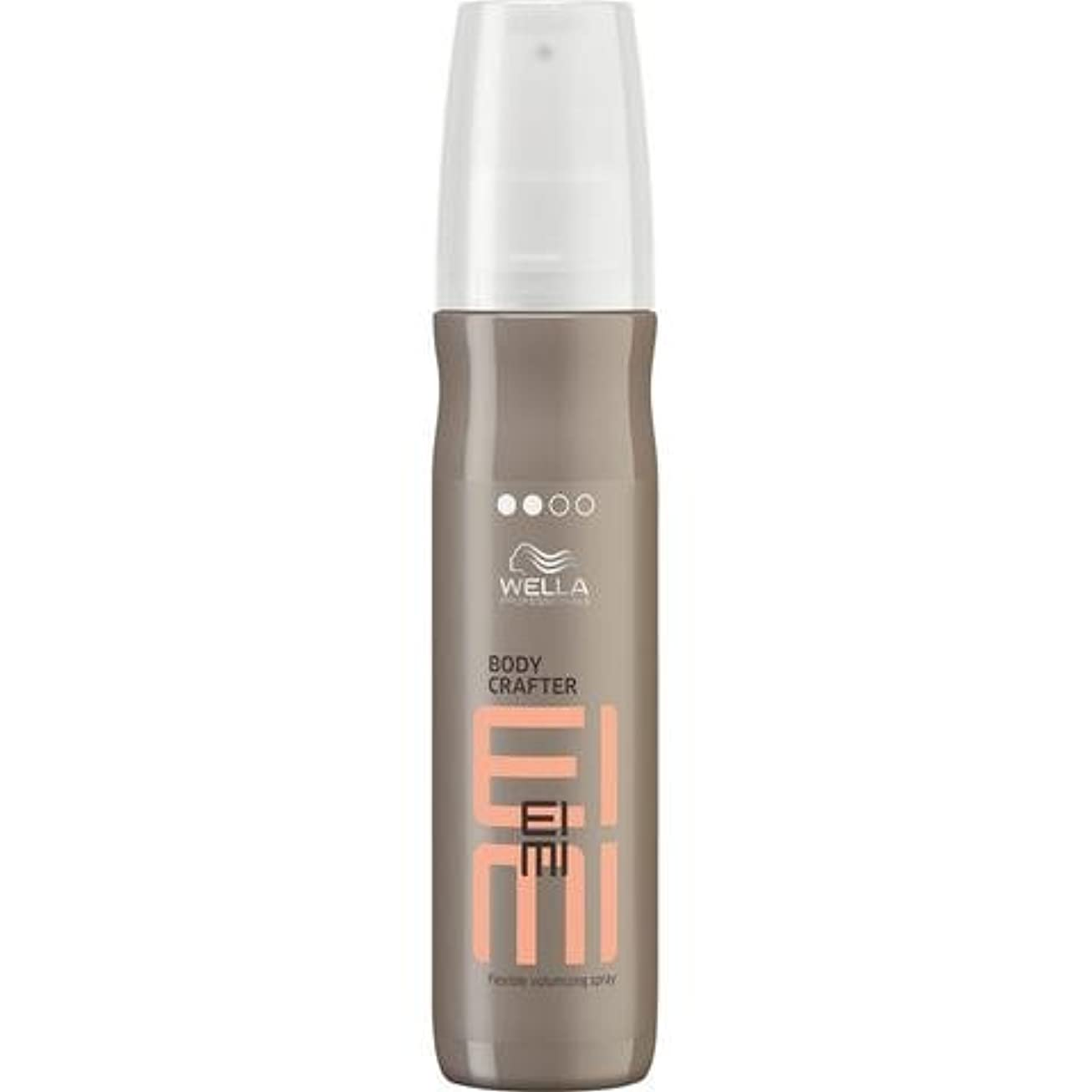 Wella EIMI Body Crafter Flexible Volumising Spray 150 ml [並行輸入品]