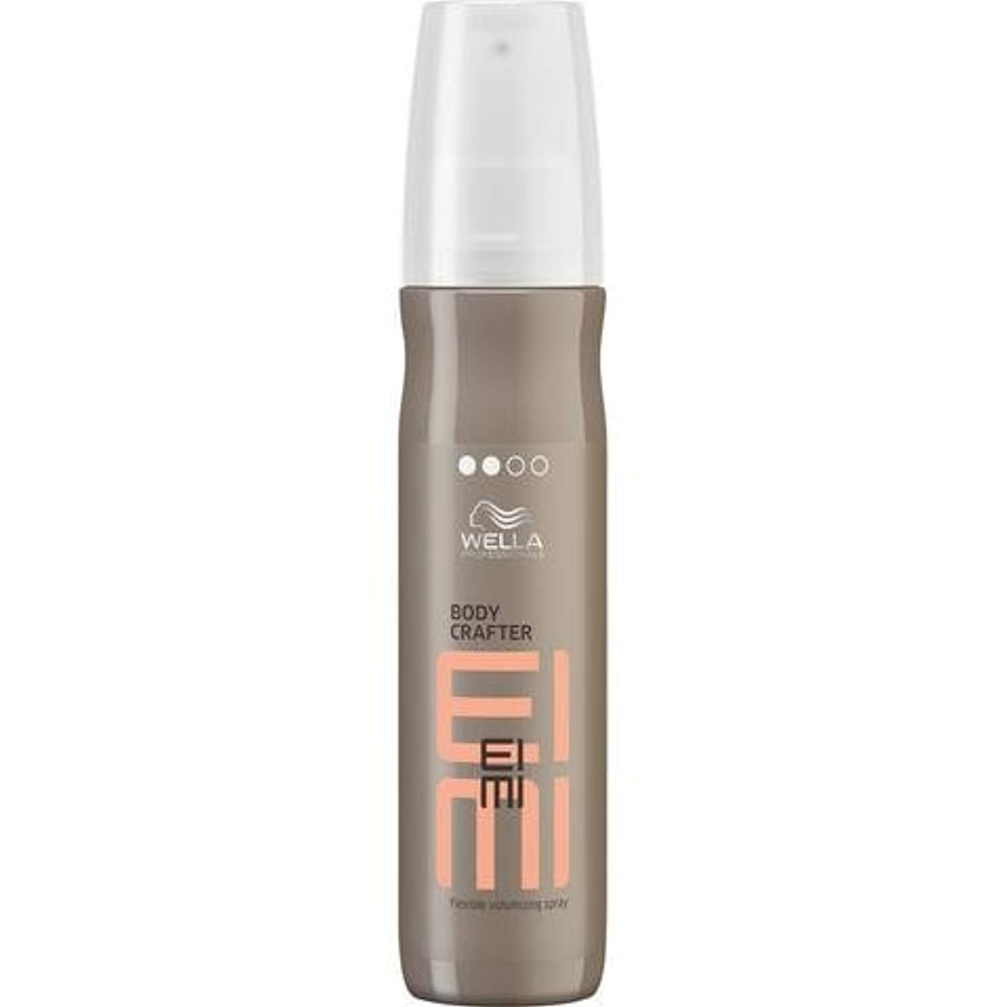 確認する解読するレースWella EIMI Body Crafter Flexible Volumising Spray 150 ml [並行輸入品]