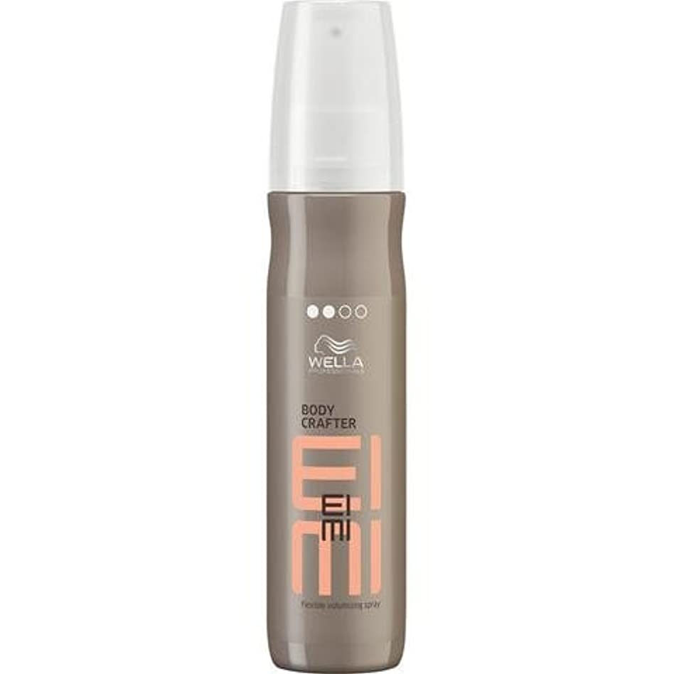 省反動パテWella EIMI Body Crafter Flexible Volumising Spray 150 ml [並行輸入品]
