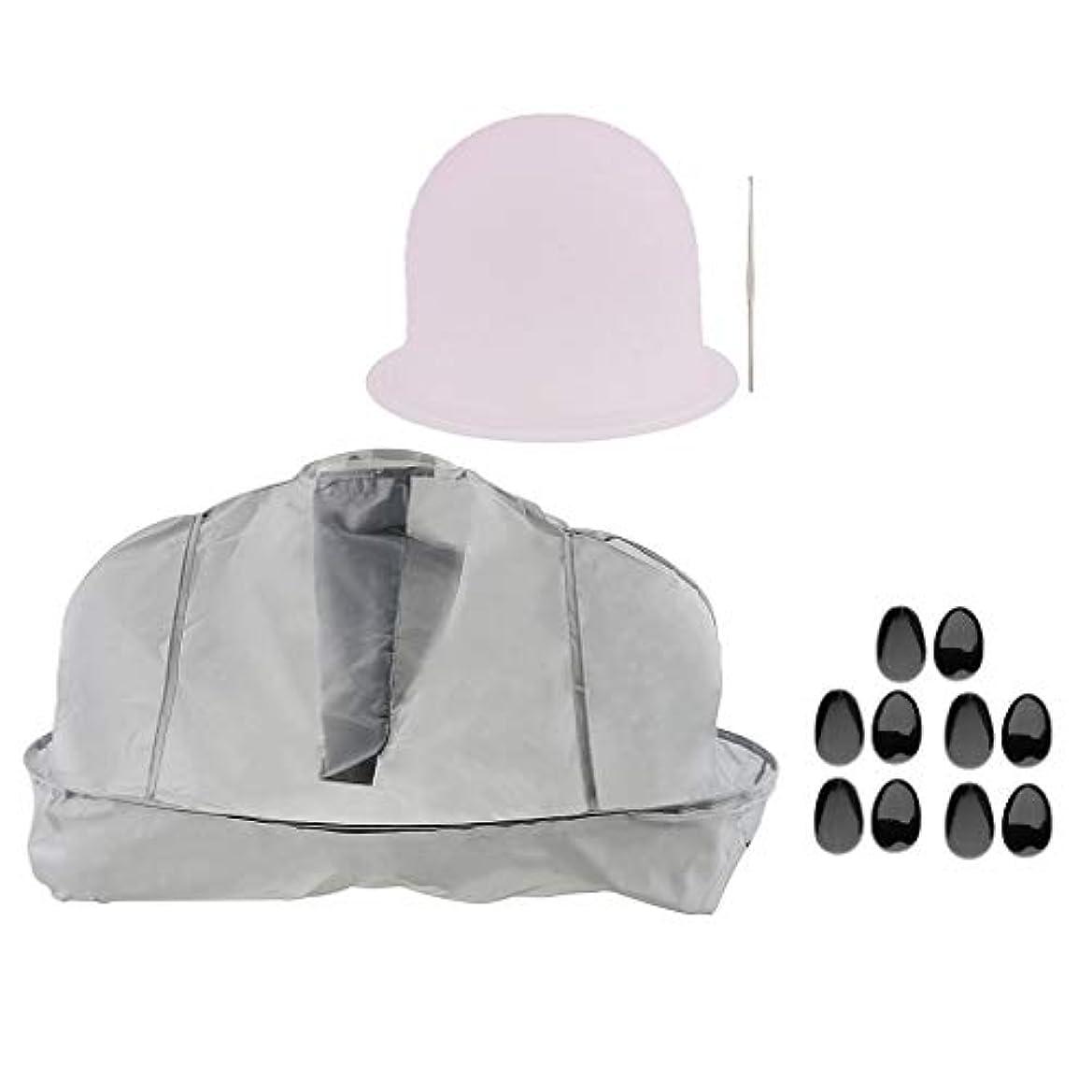 花サロンロードブロッキングヘアサロン 美容院 ヘアカラー 色付け 帽子 キャップ 耳のカバー 美容ケープ