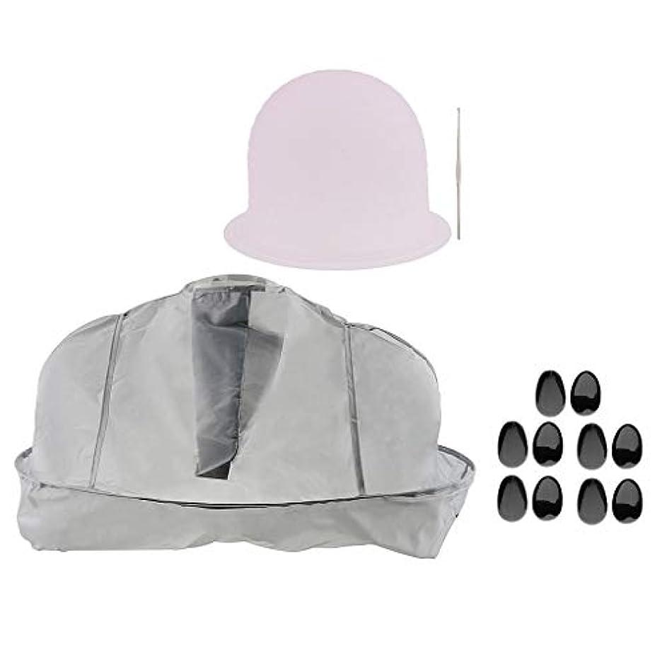 速記まどろみのあるライブヘアサロン 美容院 ヘアカラー 色付け 帽子 キャップ 耳のカバー 美容ケープ