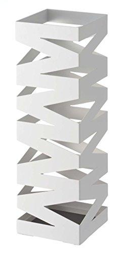 山崎実業 傘立て ロック ホワイト 6205