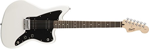 Squier by Fender エレキギター Affinity Series™ Jazzmaster® HH, Laurel Fingerboard, Arctic White