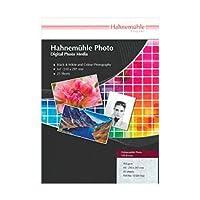 ハーネミューレ インクジェット用紙 厚手 シルキーグロスホワイト A3+ 25枚Hahnemuhle Photo Silk Baryta フォトシルクバライタ 430616