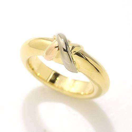 カルティエ Cartier スレッド リング #47 K18YG/WG/PG 18金 750 指輪 スリーカラー 【中古】 90056145