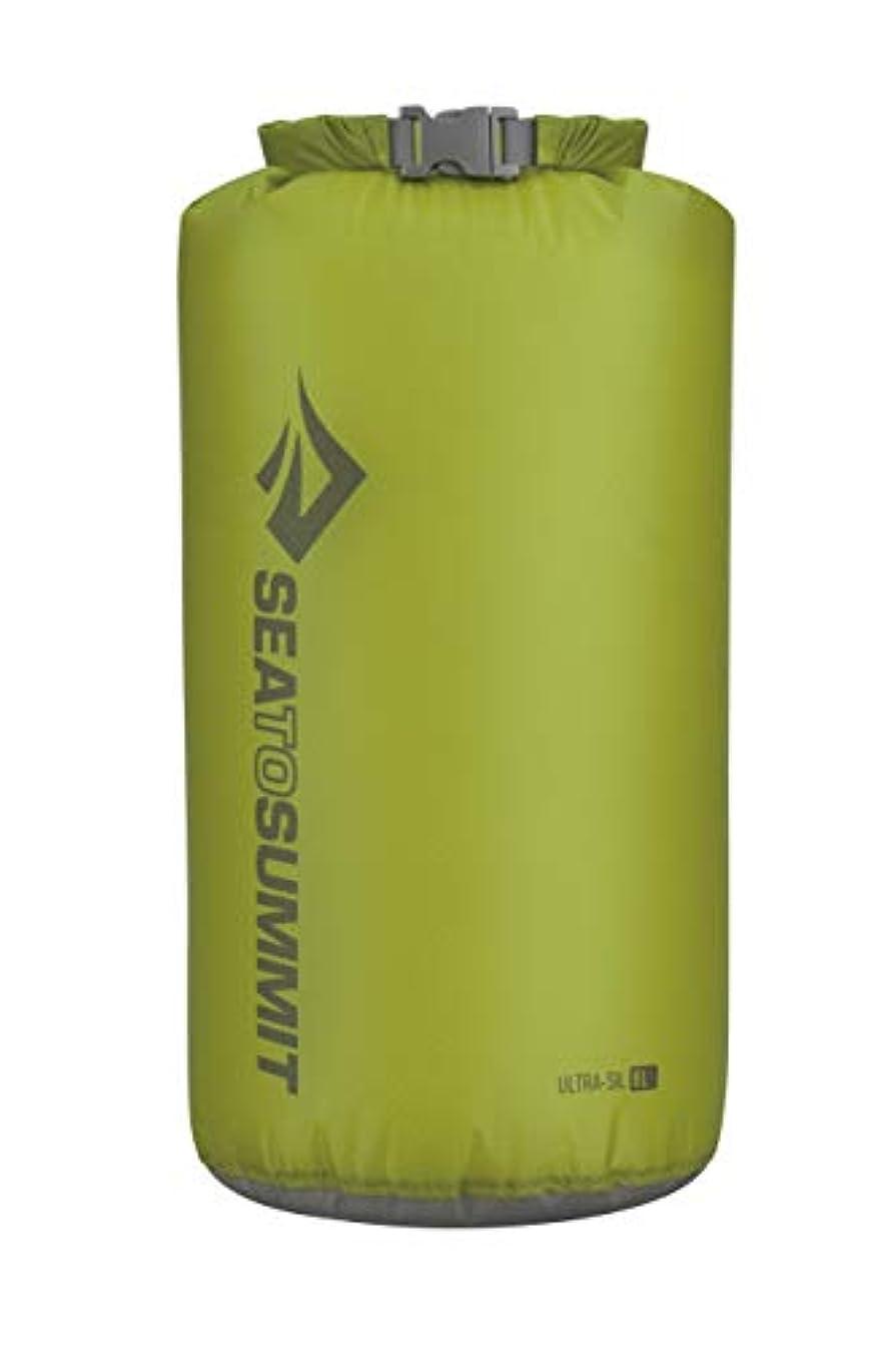 含むバーマド拒絶するSEA TO SUMMIT(シートゥサミット) ウルトラSIL ドライサック 8L グリーン ST83014