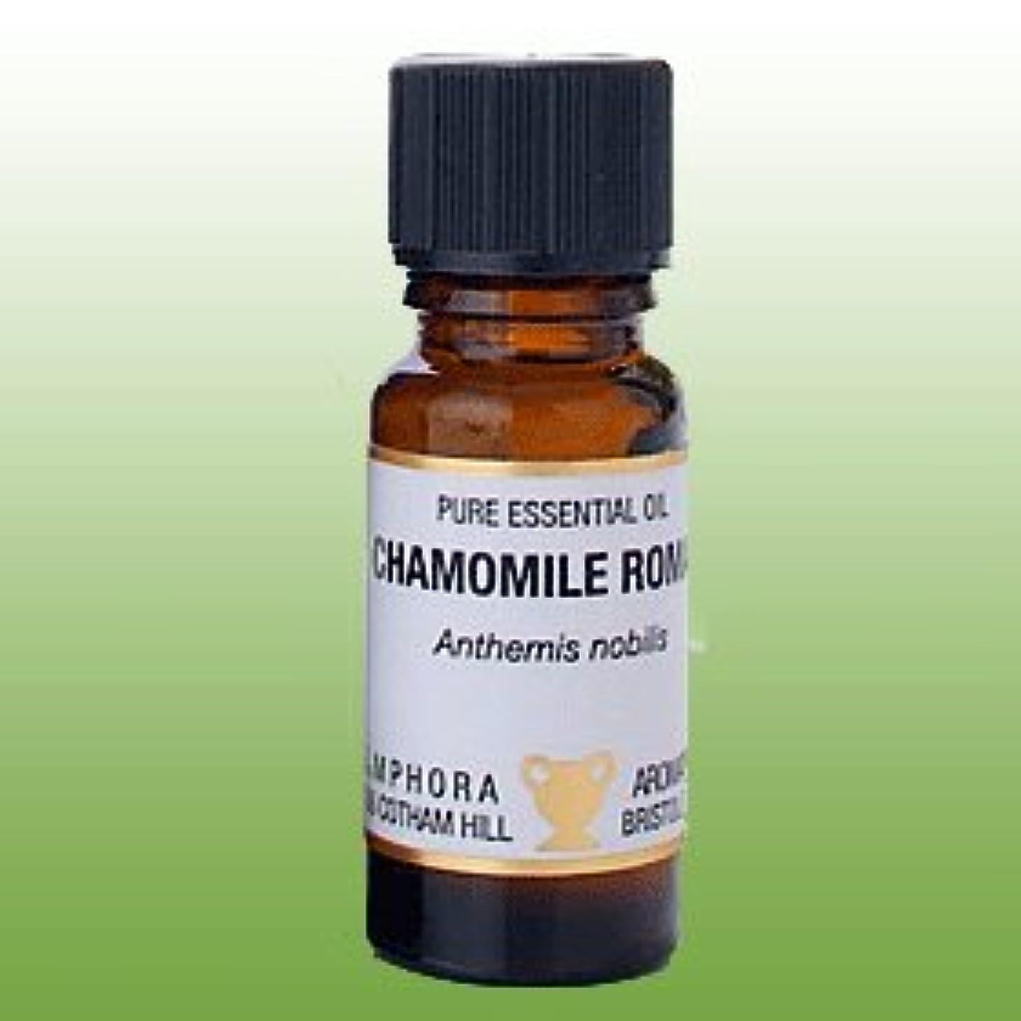 肥沃な陰気誘惑カモミール ローマン 10ml エッセンシャルオイル