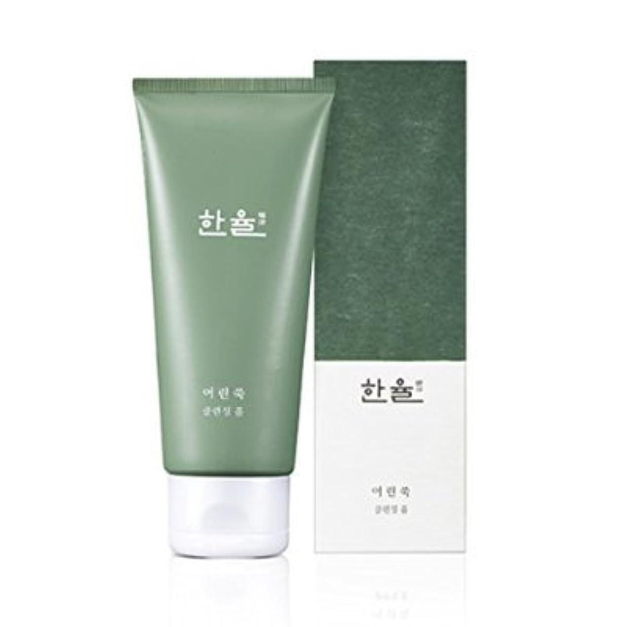 各チャンピオン体操[Hanyul] Pure Artemisia Cleansing Foam 180ml