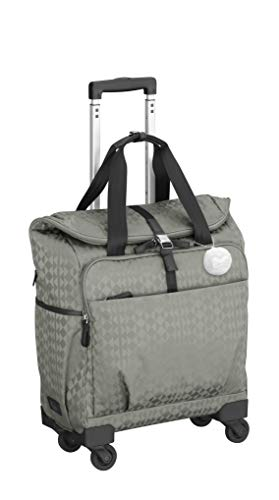 [カナナプロジェクト] スーツケース カナナモノグラムトロリー サイレントキャスター 機内持込可 19L 41cm 2.1kg 59138 09 グレー