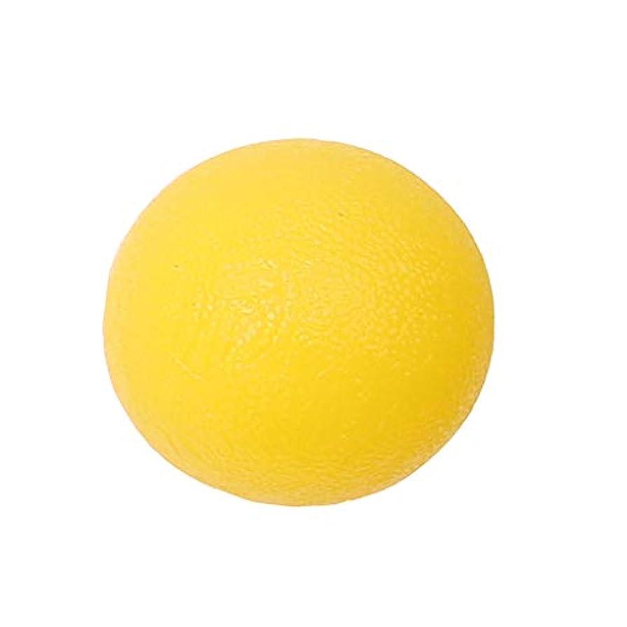 イルバリー人差し指dailymall ポータブルシリコンハンドマッサージボールジョイントの痛みとグリップホームオフィスの強化 - 黄, 5cm