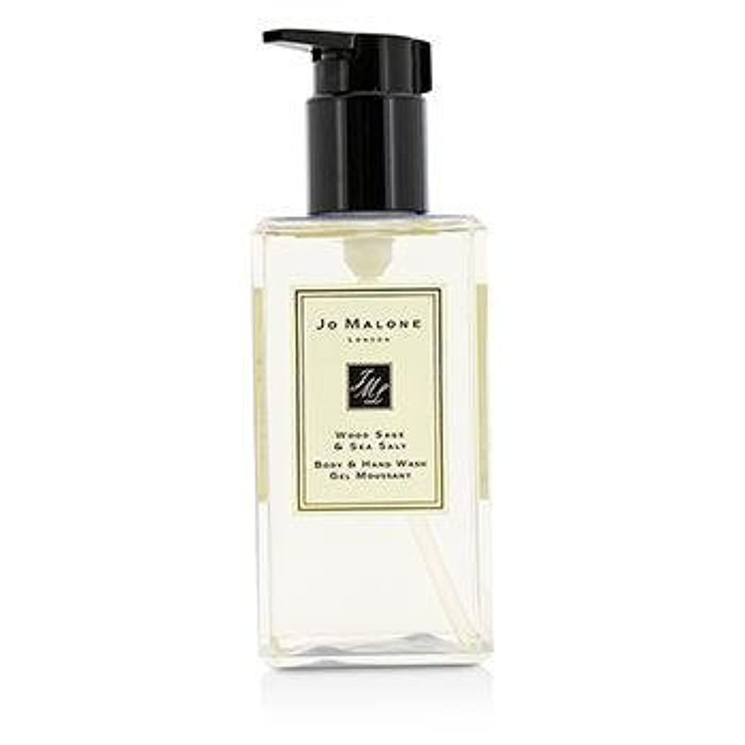 世論調査あごひげ乱雑なジョーマローン Wood Sage & Sea Salt Body & Hand Wash (With Pump) 250ml/8.5oz並行輸入品