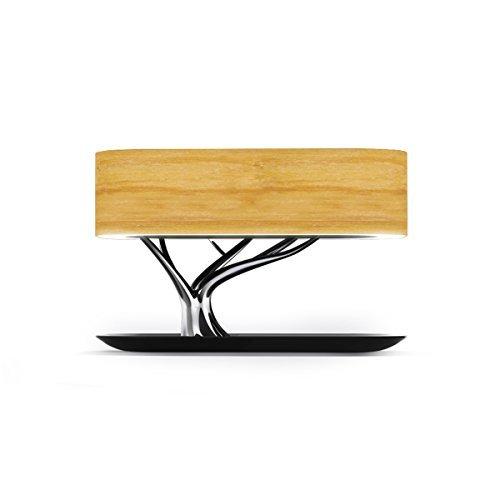 HomeTree Tree of light LED電気スタンド スピーカー ワイヤレススマートフォン充電