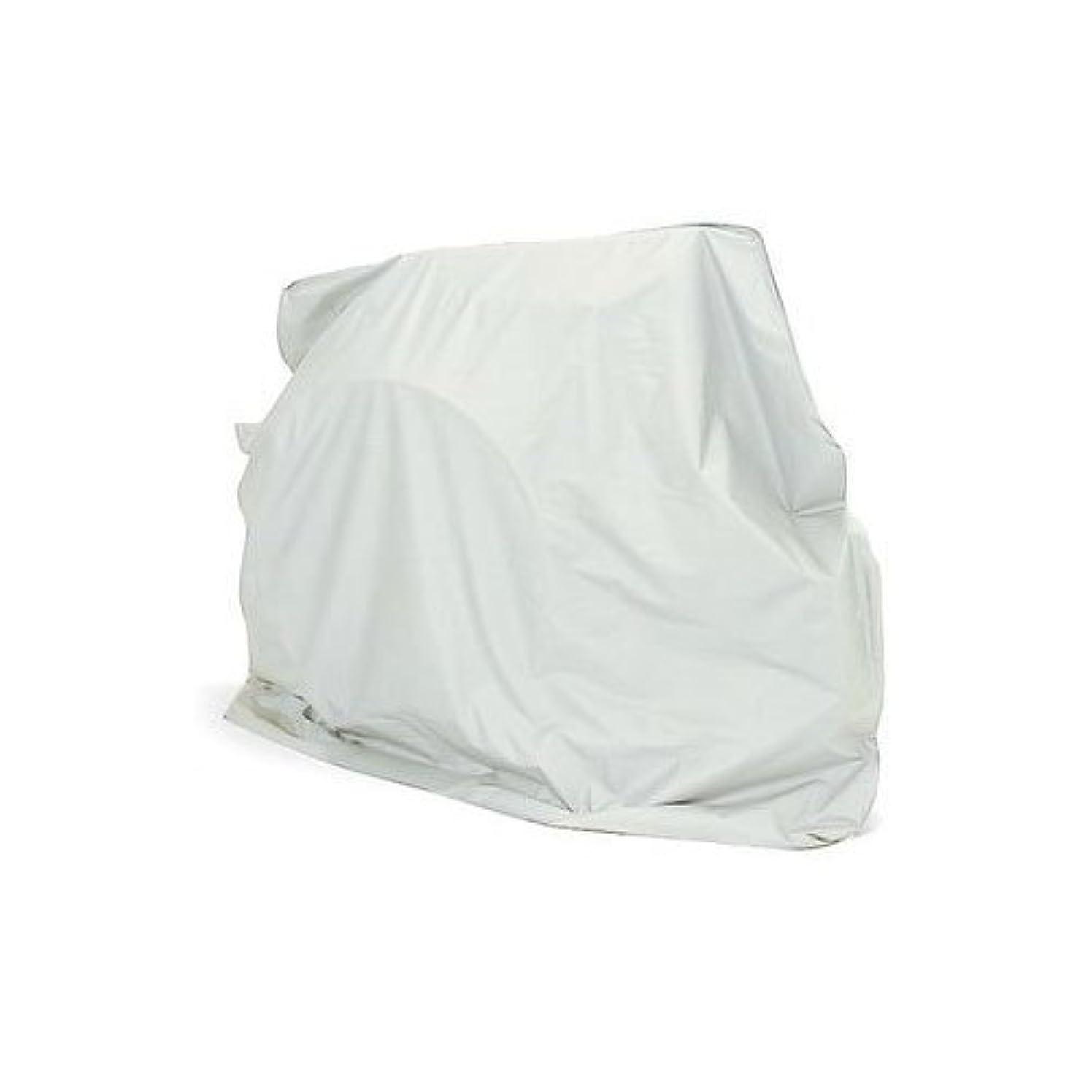 セメント早熟男性車いす用カバー グレー ●規格:標準車用
