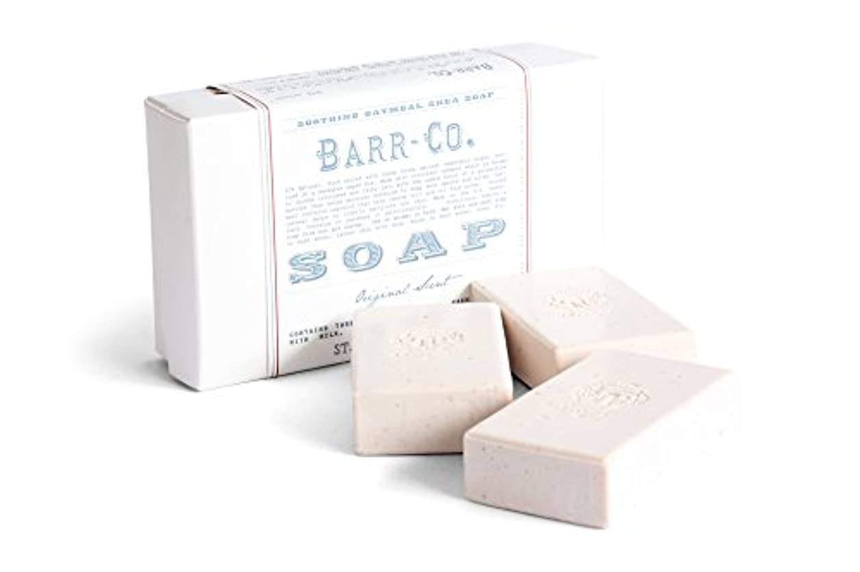 好奇心盛トレッド発表するBARR-CO.(バーコー) ソープ