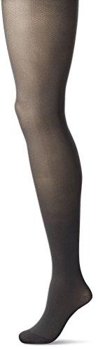 (アツギ)ATSUGI タイツ RELISH ORIGINAL(レリッシュオリジナル) キュプラ入り プチダイヤ柄タイツ 70デニール FP90750  チャコール M~L