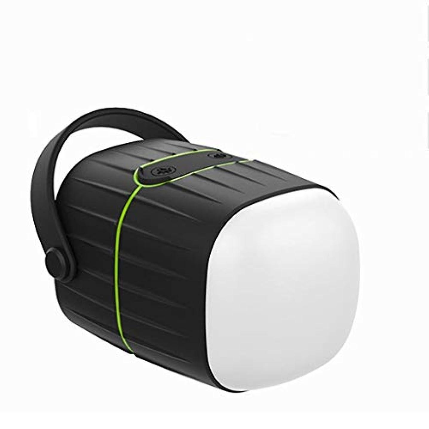 ネックレット石化する仲人キャンプライト屋外の携帯用導かれた充満無線ブルートゥースのスピーカーのテントライト