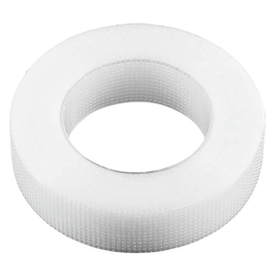 煙シンボル拒否Intercorey 1ロール1.25×9メートルプロホワイトまつげエクステンション不織布ラップテープセットアイケアキット用つけまつげ