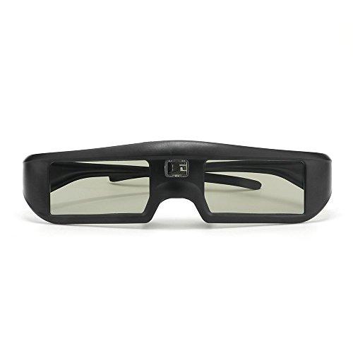 EZAPOR 3Dメガネ DLP Link方式 アクティブシ...