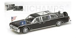 ミニチャンプス 436086101 1/43 リンカーン コンチネンタル 1964 MINICHAMPS LINCOLN CONTINENTAL Presidental Parade