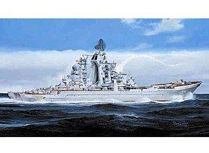 1/350 ロシア海軍キーロフ級巡洋艦 A・ウシャコフ