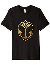 TOMORROWLAND Festival T-Shirt [並行輸入品]