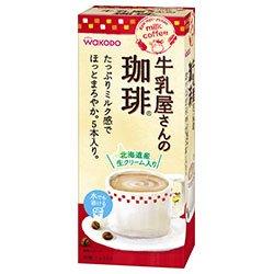 和光堂 牛乳屋さんの珈琲 82.5g(16.5g×5本)×24(6×4)箱入×(2ケース)