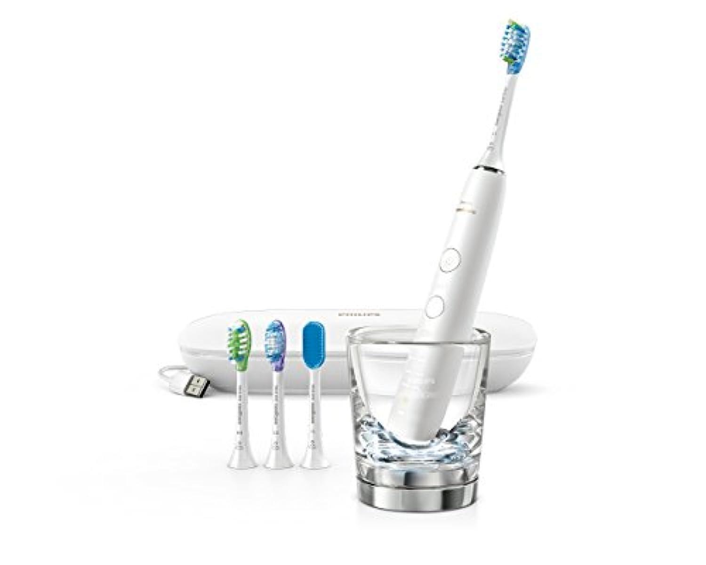 【2017年モデル】フィリップス ソニッケアー ダイヤモンドクリーン スマート 電動歯ブラシ ホワイト HX9934/05